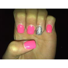 Prom nails <3