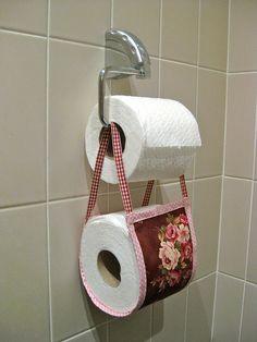 Todos os tamanhos | Toilet roll basket tutorial | Flickr – Compartilhamento de fotos!