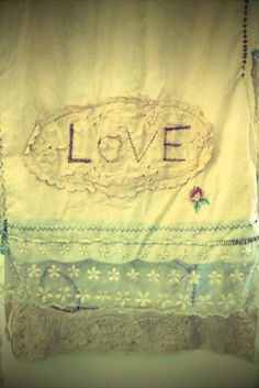 dear my  ♥shabby white&cream&silver and brocante decoration♥ board followers:HAPPY VALENTINE's DAY!!!