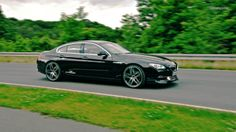 Ac Schnitzer Bmw 6 Series Gran Coupe 4 0d 2012 1366×768 Wallpaper
