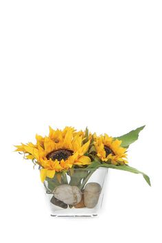 Beautiful Faux Sunflower. Free Shipping