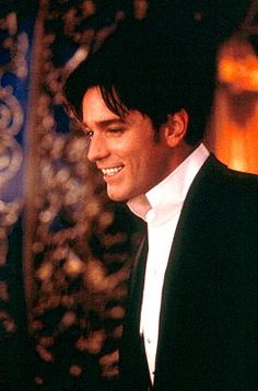 """Never knew I could fell like this. Like I've never seen the sky before. Want to vanish inside your kiss. Everyday I'm loving more and more.""  -- from the song 'Come What May,' sung by Ewan MacGregor in Moulin Rouge"