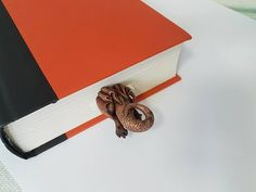 Dragon handmade bookmark #bookmark, #dragon, #handmade