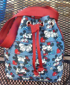 fea68cc363af Harveys For Disney Couture Mickey loves Minnie Park Hopper. ILuvDisney · Harveys  Seatbelt Bags