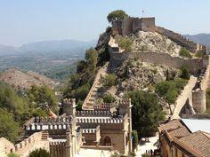 Castle of Xàtiva