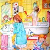Láminas Descripción educación infantil para niños