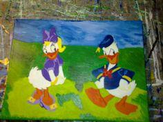 Malerier lavet før 2014
