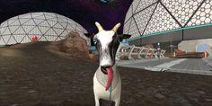 Goat Simulator Waste of Space, porque las cabras vuelan http://j.mp/24iC1KF |  #Android, #GoatSimulatorWasteOfSpace, #IOS, #Noticias, #PC, #Tecnología, #Videojuegos