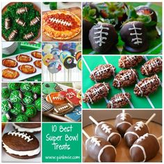 Follow Kid Chef Delainey on pinterest and facebook at Delaineys Diner - Super Bowl Treats