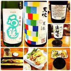 前回行った時に傘を忘れてしまいました昨日の夜取りに行きましたw  で日本酒2杯に筍と天ぷらとお通しこれで2300円ですこれとは別に杯は常連のまっちゃんにゴチになったー(_) 筍は紋別から送られてきた獲れたてで物凄く甘いあー幸せこの店はこういうのがあるので良いのよねここの店の店主のお父さんとお母さんが紋別で獲ってすぐに送ってきたものだそう  チェーンの激安店で安酒飲み放題も良いんだけど今日と明日しかないよってメニューが有ったりするからここはあと日本酒もね近所のスーパーのお酒売場には置いてない種類がここにはあるよ  #じぃじょ #居酒屋 #そとごはん #そとのみ