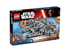 LEGO Star Wars 75105 - Millennium Falcon Lego http://amzn.to/2wqTNCV