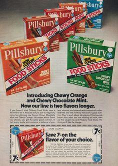 Pretty hilarious, vintage food ads.