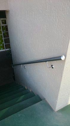 Handrail Stainless Steel Balustrade, Stainless Steel Railing