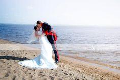 Lovely beach wedding! Sigh Wedding Photos, Wedding Inspiration, Weddings, Couples, Beach, Photography, Marriage Pictures, Photograph, The Beach