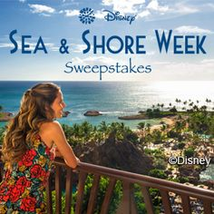 Wheel is sending lucky viewers to paradise!  Wheel of Fortune | Sea and Shore Watch Disney Sea & Shore Week from 3/2 – 3/6 and you could win a tropical vacation for four to Aulani, a Disney Resort & Spa, in beautiful Ko Olina, Hawaii!