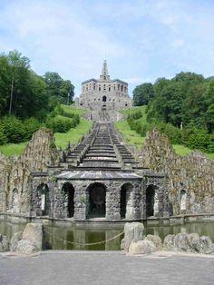 Hohenstaufen Castle ruins - Hohenstaufen, Göppingen in Baden-Württemberg, Germany