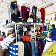 Aqui na feirinha você encontra calça Jeans da R.I.1.9, tanto masculina, como feminina. Grandes promoções para você! Venha conferir   #calçajeans #RI19 #moda #fashion