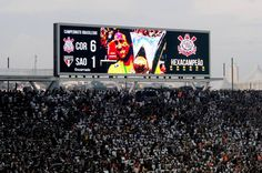 Arena Corinthians, Sport Club Corinthians, Beta Beta, Thing 1, Sports Clubs, Headers, Sandro, Wallpaper, Football Pictures
