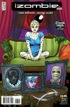 iZombie #26 - The End, Part 2 (Issue)