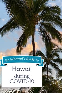 8 simple tips to make your 2021 Hawaii vacation even better. Find out what to expect when you visit paradise during COVID. From GoInformed.net Hawaii Vacation, Hawaii Travel, Travel Tips, Travel Destinations, Big Island Hawaii, Universal Orlando, South Pacific, Best Vacations, Tahiti