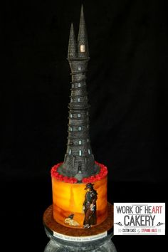 The Dark Tower by Stephanie Ables