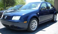 2001 VW Jetta TDI This is like the one Paul wrecked.