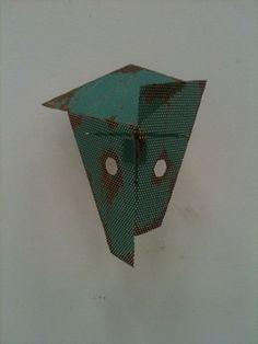 Martin Boyce Painted Tears, 2011