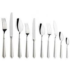 Fourchette de table Art Déco