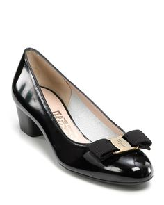 No woman should go without this timeless classic by Ferragamo.