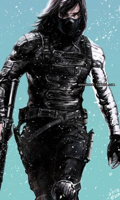 Best shot from the entire movie: Murder Strut Bucky ... Winter is Coming by evankart
