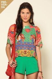 blusa ombro a ombro mexicali