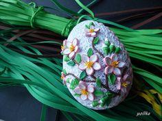 Quilling, velikonoční vajíčka