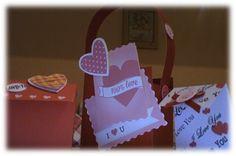 cajitas para chocolates, dulces, detallitos en San Valentin