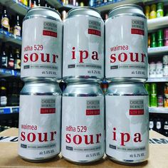ADHA259 Sour Waimea Sour & IPA from @chorltonbrew available now