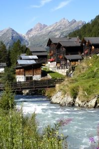 Lauterbrunnental, secluded village in Switzerland found explored while hiking with Andiamo Adventours