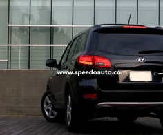2007 hyundai santa fe chrome led lights | Hyundai Santa Fe 08-12 Superlux LED Tail Lamp