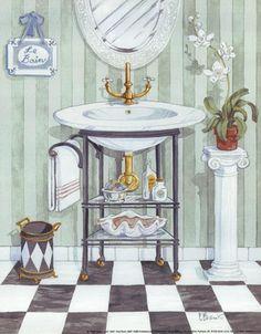 Useful Walk-in Shower Design Ideas For Smaller Bathrooms – Home Dcorz Bathroom Artwork, Bathroom Canvas, Bathroom Prints, Zen Bathroom, Master Bathroom, Framed Art, Wall Art, Walk In Shower Designs, Rustic Bathrooms