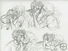 Remember, Percy was able to make Annabeth laugh in the River of Misery
