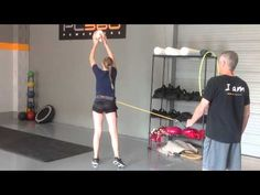 How to Hit a Volleyball Harder with Better Arm Swing - Performance Training #1 - YouTube