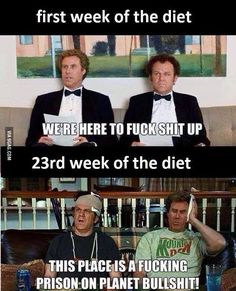 22 Hilarious Memes About Weight Loss Struggle - Weightloss Meme - - First week of the diet funny weight loss memes. The post 22 Hilarious Memes About Weight Loss Struggle appeared first on Gag Dad. Funny Diet Memes, Diet Humor, Funny Quotes, Hilarious Memes, Gym Memes, Funny Humor, Ems Quotes, Funny Sarcasm, Stupid Memes