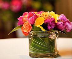 Petite Bar Arrangement -  Ellen Snyder Floral Design