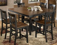 Entzuckend AshleyFurniture/D442 45 01%288%29 80 81 SD | ASHLEY Dining Rooms | Pinterest