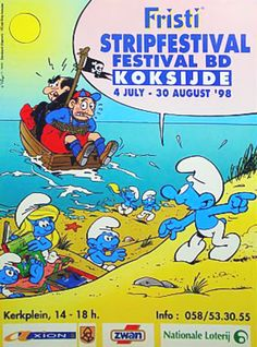 Fristi Stripfestival 1998