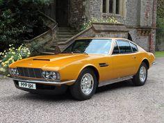 1970 Aston Martin DBS V-8 Persuaders (5636R) classic ye