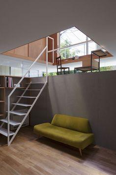 川西の住居 | Tato Architects – タトアーキテクツ / 島田陽建築設計事務所