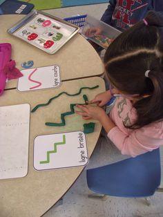 La maternelle de Francesca: Nos petits ateliers #5
