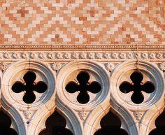 BluOscar: Palazzo Ducale Quatrefoil, Palazzo, Venice, Projects, Inspiration, Italia, Art, City, Log Projects