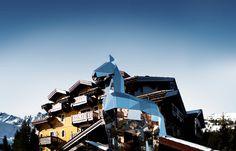 Hôtel CHEVAL BLANC COURCHEVEL - Hôtel Courchevel, vacances ski à Courchevel, Savoie