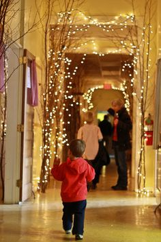Smitten with waldorf winter festival fair