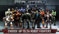 Real Steel Friends